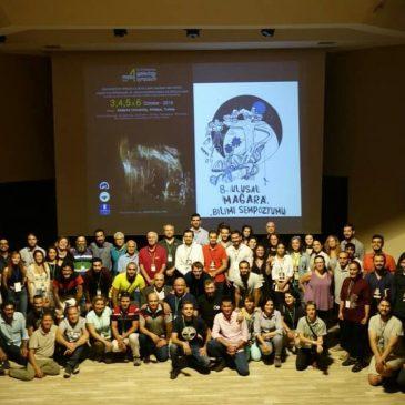 4. Uluslararası Ortadoğu Speleoloji Sempozyumu ve 8. Ulusal Mağara Bilim Sempozyumu Sona Erdi