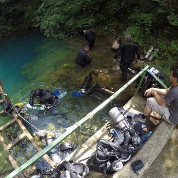Hırvatistan Modric-Bastasica Mağara Dalış Çalıştayı