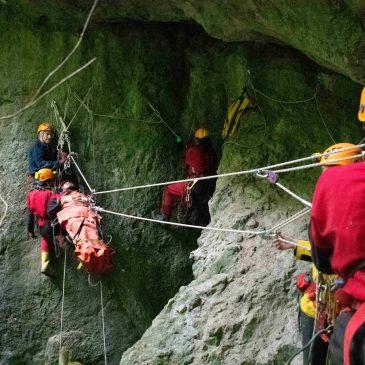 1-3 Haziran 2019 Kapaklı Mağarası Kurtarma Çalıştayı