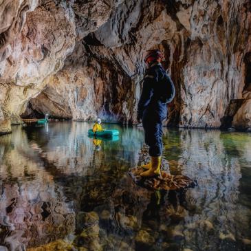 2. Mehmet Ali Özel Mağara Fotoğrafları Yarışması Kazananlarına Ödülleri Verildi