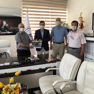 AFAD Antalya İl Müdürüne Ziyaret